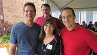 Click to view album: 2013 Rain or Shine Crawfish Boil - Yes It Rained, Very Hard