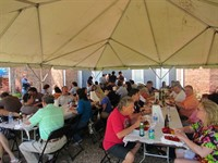 Click to view album: 2012 Client Crawfish Boil