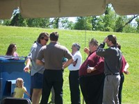 Click to view album: 2007 Crawfish Boil Party with JD and the Jammers