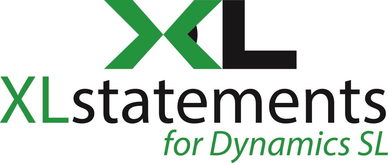XL Statements - Reporting for Dynamics SL